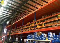 OEM Mezzanine Storage System / Warehouse Mezzanine Systems 1,5 mm Beam